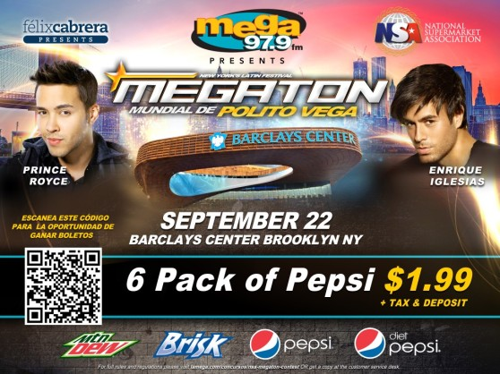 Megaton Win Tickets